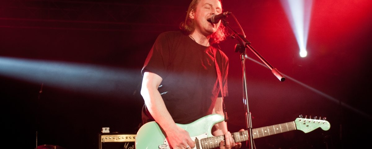 David R Black - The Copper Rooms, Coventry - Friday 29th January 2016