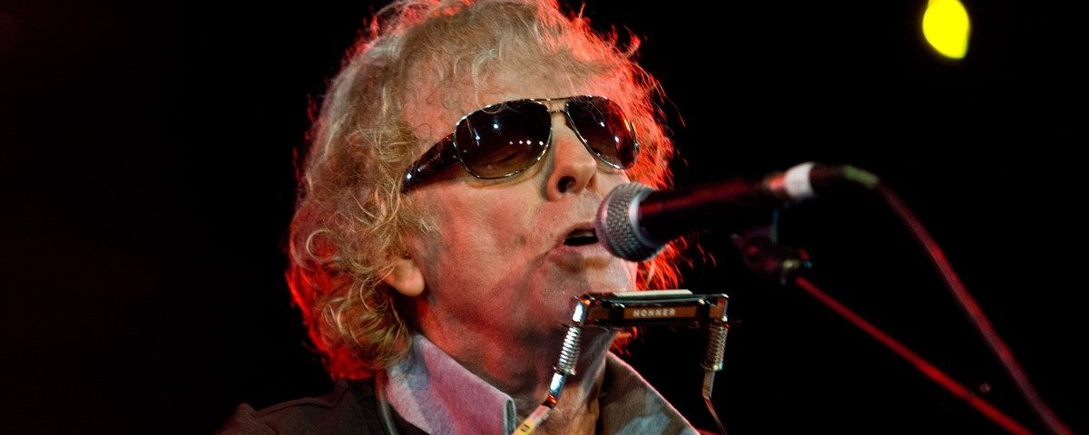 Ian Hunter - The Copper Rooms, Coventry - Friday 29th January 2016