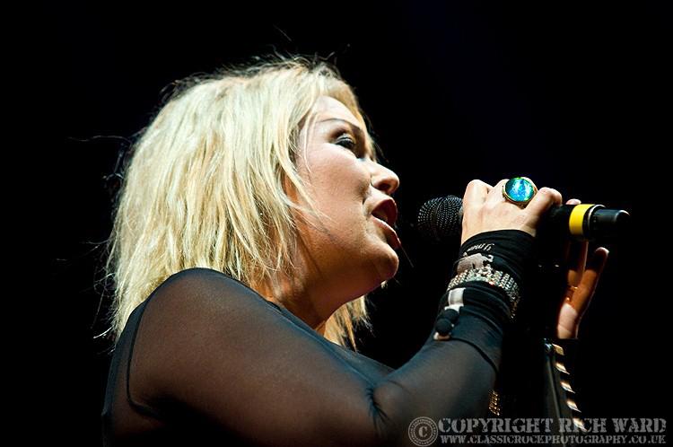 Kim Wilde @ Birmingham LG Arena, 3rd December 2011