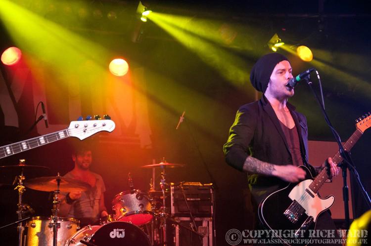 Raven Vandelle - Birmingham Asylum, 14th December 2012;