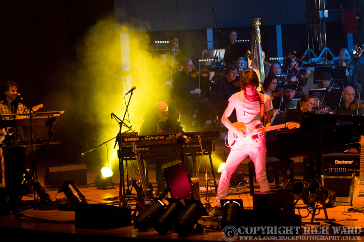 The Enid with CBSO - Birmingham Symphony Hall, 15th October 2011