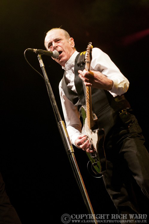Status Quo - Birmingham LG Arena, 17th December 2012;