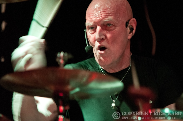 Chris Slade TimelIne